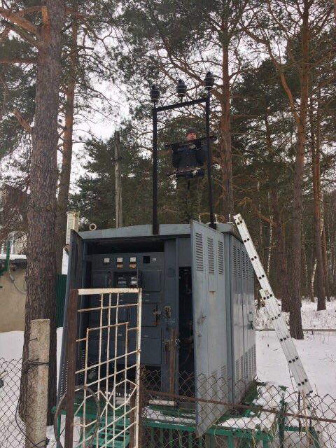 Трансформатор автоматических ворот